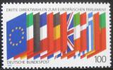 Poštovní známka Německo 1989 Volby do evropského parlamentu Mi# 1416