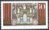 Poštovní známka Německo 1989 Varhany Mi# 1441