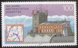 Poštovní známka Německo 2000 Zugspitze meteorologická stanice Mi# 2127