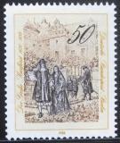 Poštovní známka Západní Berlín 1988 Kurfiřt s rodinou Mi# 813