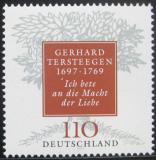 Poštovní známka Německo 1997 Gerhard Tersteegen Mi# 1961