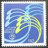 Poštovní známka Německo 1999 Organizace pomoci s rakovinou Mi# 2044