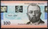 Poštovní známka Německo 1996 Ferdinand von Mueller, botanik Mi# 1889