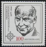 Poštovní známka Německo 1996 Friedrich Bodelschwingh, teolog Mi# 1835