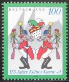 Poštovní známka Německo 1997 Karneval v Cologne Mi# 1903