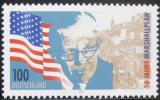 Poštovní známka Německo 1997 Marshallův plán Mi# 1926