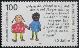 Poštovní známka Německo 1993 Výbor UNICEF Mi# 1682