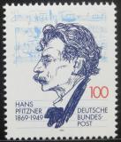 Poštovní známka Německo 1994 Hans Pfitzner, skladatel Mi# 1736