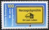 Poštovní známka Německo 1994 Organizace sociálního blahobytu Mi# 1740