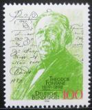 Poštovní známka Německo 1994 Theodore Fontane,básník Mi# 1767
