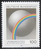 Poštovní známka Německo 1995 Konference o klimatu Mi# 1785