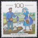 Poštovní známka Německo 1991 Den známek Mi# 1570