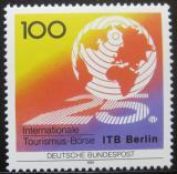 Poštovní známka Německo 1991 Výměnná turistika Mi# 1495