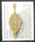 Poštovní známka Německo 1992 Klenotnický průmysl Mi# 1628