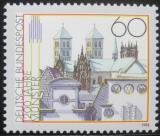 Poštovní známka Německo 1993 Münster, 1200. výročí Mi# 1645