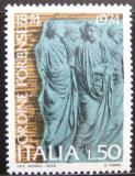 Poštovní známka Itálie 1974 Basreliéf z Ara Pacis Mi# 1468