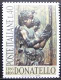 Poštovní známka Itálie 1966 Zpívající andělé Mi# 1214