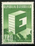 Poštovní známka Rakousko 1959 Sjednocená Evropa Mi# 1059