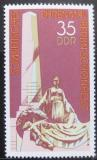 Poštovní známka DDR 1976 Monument Matka Rusko Mi# 2262