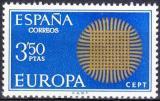 Poštovní známka Španělsko 1970 Evropa CEPT Mi# 1860