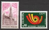 Poštovní známky Francie 1973 Evropa CEPT Mi# 1826-27