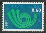 Poštovní známka Finsko 1973 Evropa CEPT Mi# 722