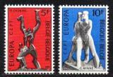 Poštovní známky Belgie 1974 Evropa CEPT Mi# 1766-67