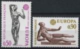 Poštovní známky Francie 1974 Evropa CEPT Mi# 1869-70
