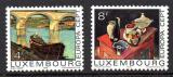 Poštovní známky Lucembursko 1975 Evropa CEPT Mi# 904-05
