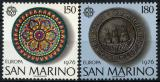 Poštovní známky San Marino 1976 Evropa CEPT Mi# 1119-20