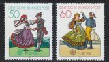 Poštovní známky Německo 1981 Evropa CEPT Mi# 1096-97