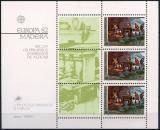 Poštovní známky Madeira 1982 Evropa CEPT Mi# Block 3