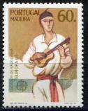 Poštovní známka Madeira 1985 Evropa CEPT Mi# 97