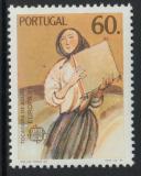 Poštovní známka Portugalsko 1985 Evropa CEPT Mi# 1656