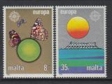 Poštovní známky Malta 1986 Evropa CEPT Mi# 746-47