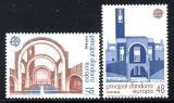 Poštovní známky Andorra Šp. 1987 Evropa CEPT Mi# 193-94