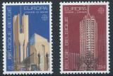 Poštovní známky Belgie 1987 Evropa CEPT Mi# 2303-04