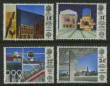 Poštovní známky Velká Británie 1987 Evropa CEPT Mi# 1105-08