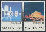Poštovní známky Malta 1987 Evropa CEPT Mi# 766-67