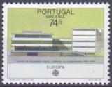Poštovní známka Madeira 1987 Evropa CEPT Mi# 115