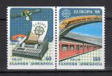 Poštovní známky Řecko 1988 Evropa CEPT Mi# 1685-86 C Kat 17€