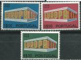 Poštovní známky Portugalsko 1969 Evropa CEPT Mi# 1070-72 Kat 30€