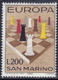 Poštovní známka San Marino 1965 Evropa CEPT Mi# 842
