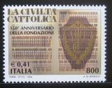 Poštovní známka Itálie 2000 La Civiltá Cattolica Mi# 2689