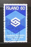 Poštovní známka Island 1977 Spolupráce Mi# 525