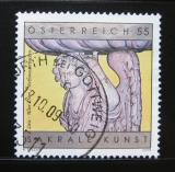Poštovní známka Rakousko 2009 Náboženské umění Mi# 2807
