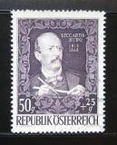 Poštovní známka Rakousko 1948 August von Siccardsburg, stavitel Mi# 881