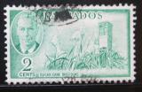 Poštovní známka Barbados 1950 Cukrová třtina Mi# 185