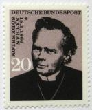 Poštovní známka Německo 1966 Nathan Söderblom, teolog Mi# 504