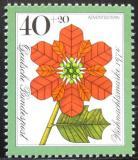 Poštovní známka Německo 1974 Vánoce Mi# 824